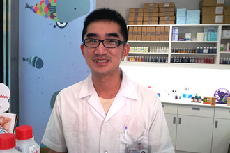蔡明宏藥師