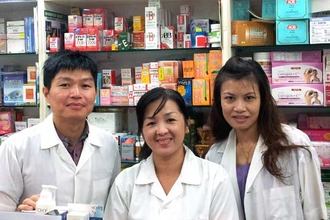 王偉鴻藥師