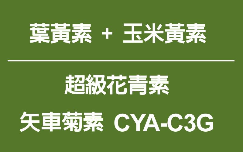 KUROMANIN®日本黑豆種皮精華 超級花青素cyanidin-3-glucoside